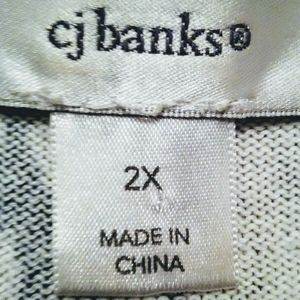 CJ Banks Sweaters - CJ Banks Cardigan